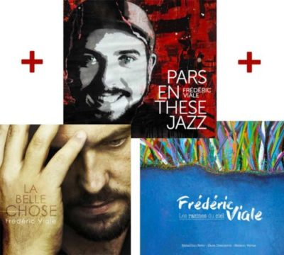 Boutique-shopping online 3 disques de Frédéric Viale
