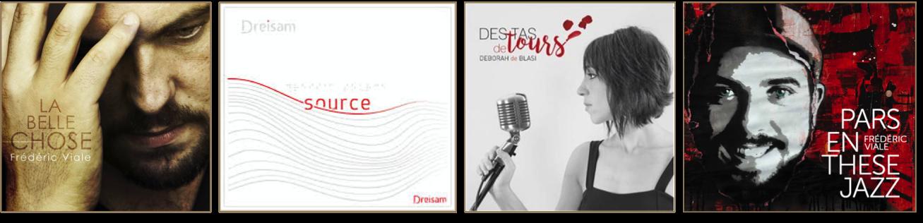 albums coproduits par diapason